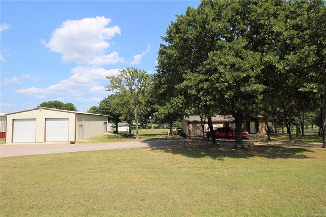 8236 Peaceful Lane, Kingston, OK 73439 (MLS #1829098) :: Hopper Group at RE/MAX Results