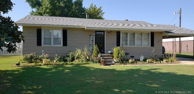 109 W Covington Street, Whitefield, OK 74472 (MLS #1829390) :: Hopper Group at RE/MAX Results