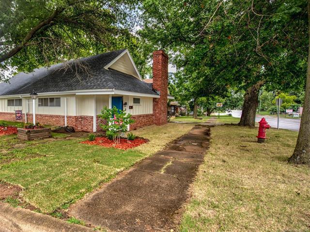 711 N Broadway Street, Cleveland, OK 74020 (MLS #1829550) :: Hopper Group at RE/MAX Results