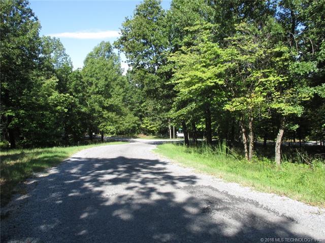 Sandpiper Road, Eufaula, OK 74432 (MLS #1829731) :: American Home Team