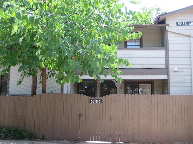 6518 S Memorial Drive C, Tulsa, OK 74133 (MLS #1830083) :: Hopper Group at RE/MAX Results