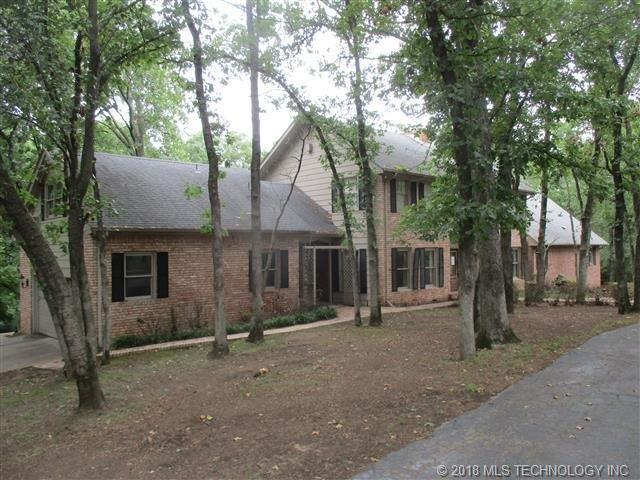 640 Rolling Oaks Place, Muskogee, OK 74401 (MLS #1830106) :: Hopper Group at RE/MAX Results