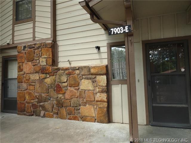 7903 E 66th Street 46E, Tulsa, OK 74133 (MLS #1830158) :: American Home Team