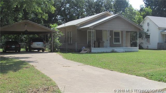 703 S Park Street, Sapulpa, OK 74066 (MLS #1830427) :: Hopper Group at RE/MAX Results