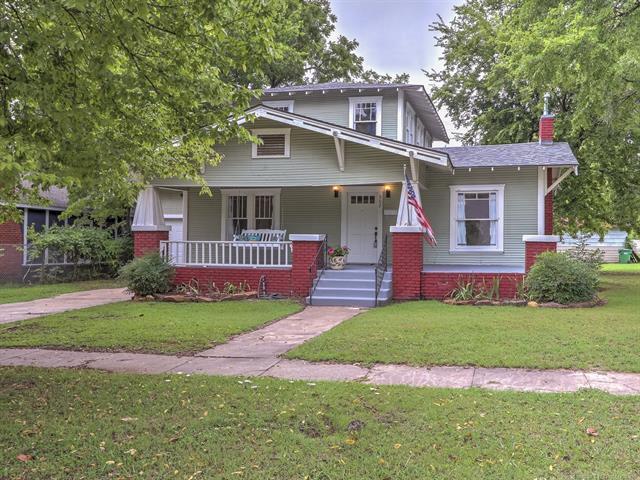 302 S Hickory Street, Sapulpa, OK 74066 (MLS #1830518) :: 918HomeTeam - KW Realty Preferred