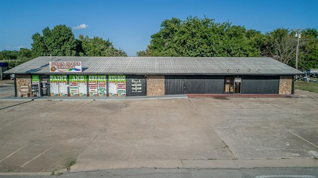 619 N Mission Street, Sapulpa, OK 74066 (MLS #1830607) :: 918HomeTeam - KW Realty Preferred