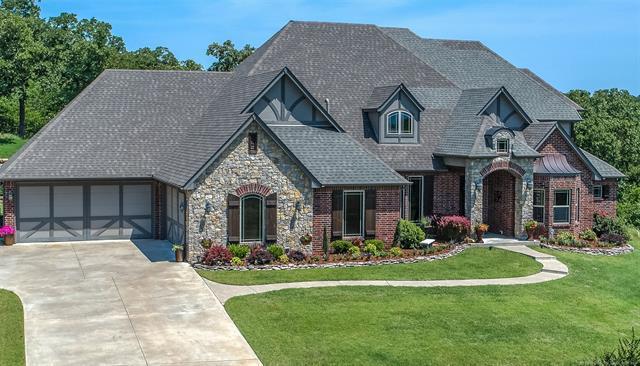 1722 N Old North Place, Sand Springs, OK 74063 (MLS #1830615) :: 918HomeTeam - KW Realty Preferred