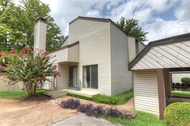 3158 S 101st East Avenue #602, Tulsa, OK 74146 (MLS #1830639) :: American Home Team