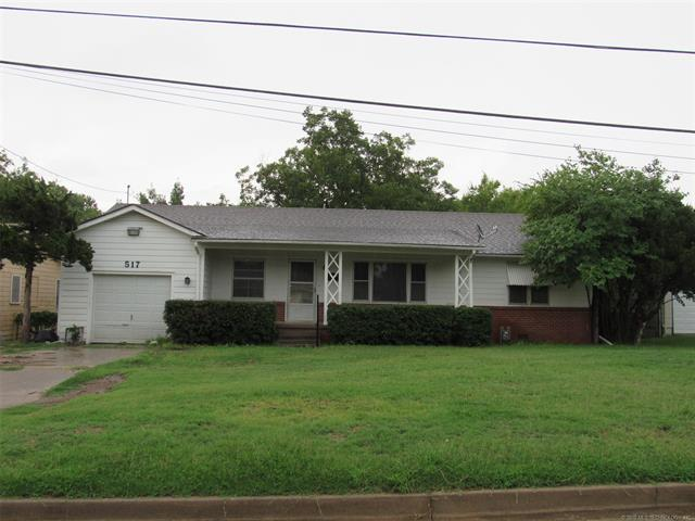 517 S Norwood Avenue, Tulsa, OK 74112 (MLS #1830643) :: Hopper Group at RE/MAX Results