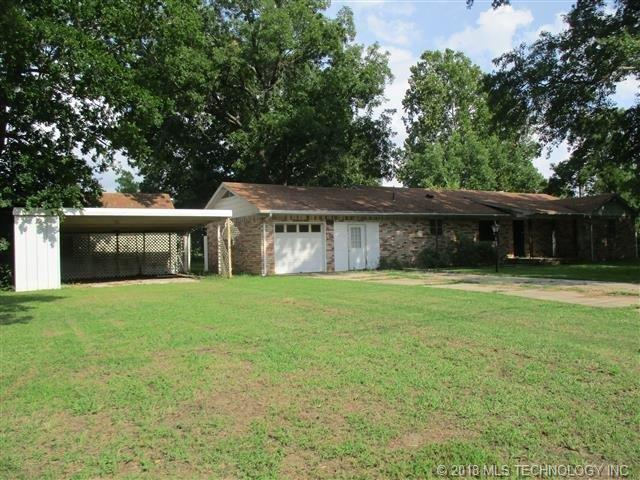 824 S Oliphant Street, Holdenville, OK 74848 (MLS #1830973) :: Hopper Group at RE/MAX Results