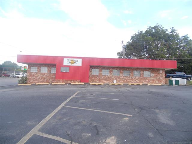 620 S Mississippi Street, Ada, OK 74820 (MLS #1831450) :: Hopper Group at RE/MAX Results