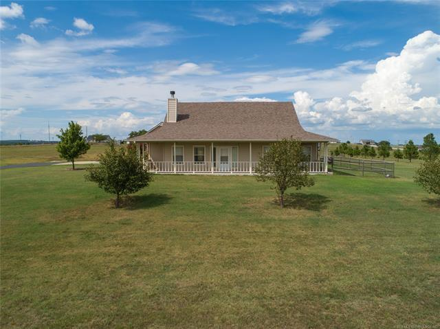 8057 N 68th West Avenue, Sperry, OK 74073 (MLS #1831648) :: Hopper Group at RE/MAX Results