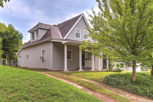 711 S Walnut Street, Sapulpa, OK 74066 (MLS #1831767) :: Hopper Group at RE/MAX Results