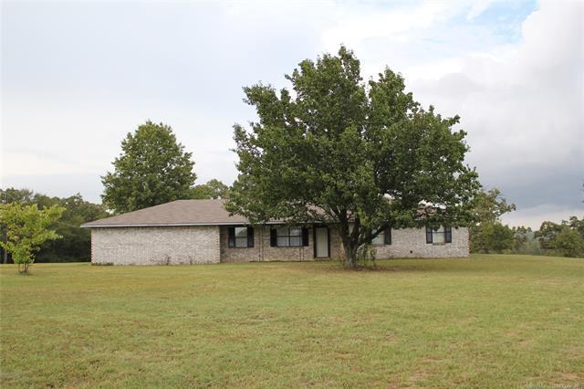 37450 County Road 1740, Coalgate, OK 74538 (MLS #1833096) :: Hopper Group at RE/MAX Results
