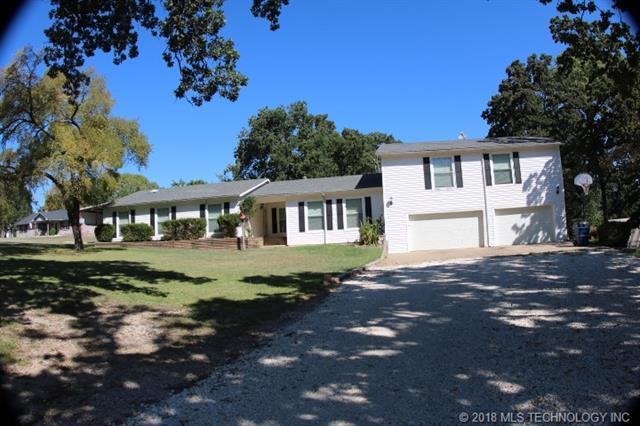 7322 Hideaway Path Road, Kingston, OK 73439 (MLS #1833860) :: Hopper Group at RE/MAX Results