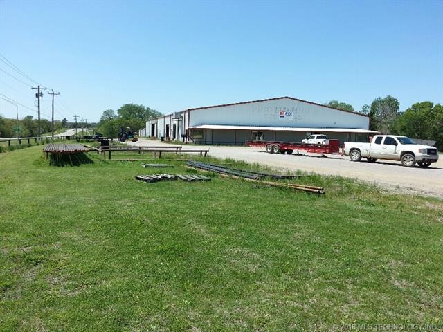 931 N 1st Street, Oakland, OK 73446 (MLS #1834067) :: Hopper Group at RE/MAX Results