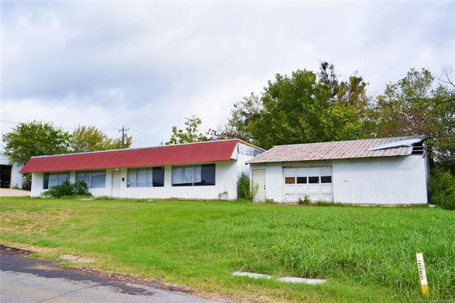 107 SE 2nd Street S, Antlers, OK 74523 (MLS #1834338) :: Hopper Group at RE/MAX Results