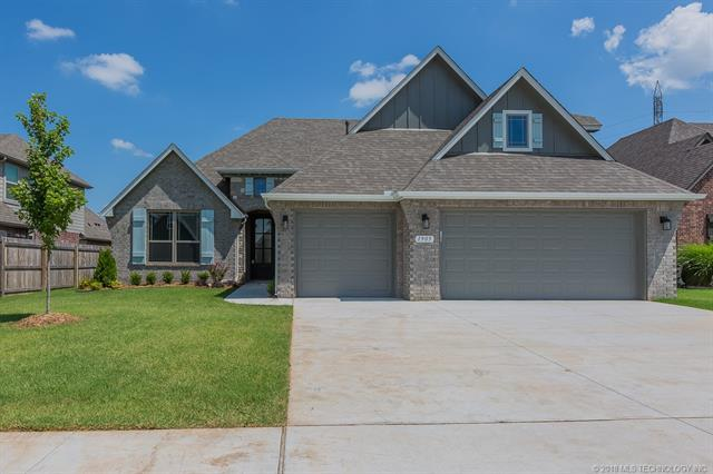 1905 W 117th Court, Jenks, OK 74037 (MLS #1834352) :: Hopper Group at RE/MAX Results