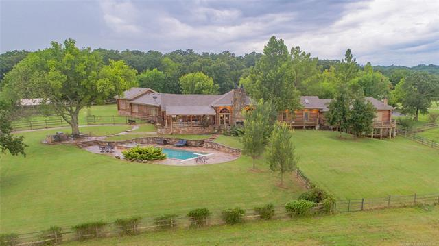 18800 E Seward Road, Luther, OK 74881 (MLS #1834497) :: Hopper Group at RE/MAX Results