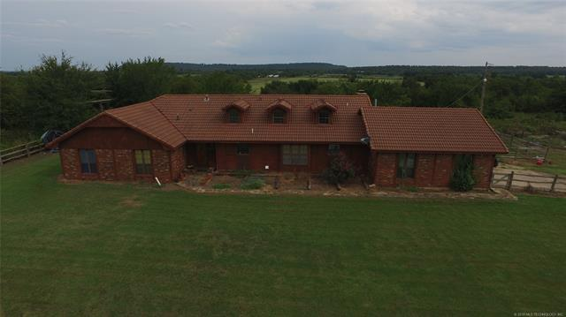 1320 E County Road 1200 Road, Keota, OK 74941 (MLS #1834574) :: Hopper Group at RE/MAX Results