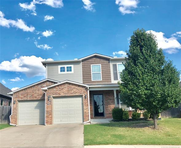 14639 S Toledo Place, Bixby, OK 74008 (MLS #1834628) :: Hopper Group at RE/MAX Results