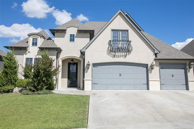 6005 E 143rd Street S, Bixby, OK 74008 (MLS #1834905) :: Hopper Group at RE/MAX Results