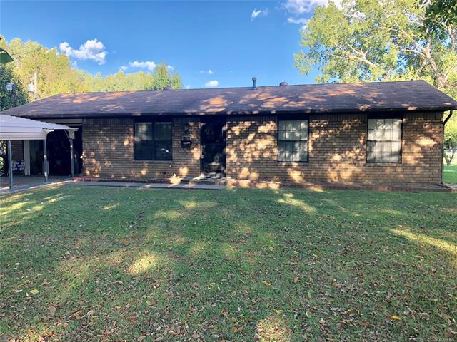 307 N 9th Street, Collinsville, OK 74021 (MLS #1834912) :: Hopper Group at RE/MAX Results