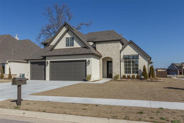 7391 E 124th Place, Bixby, OK 74008 (MLS #1835072) :: Hopper Group at RE/MAX Results