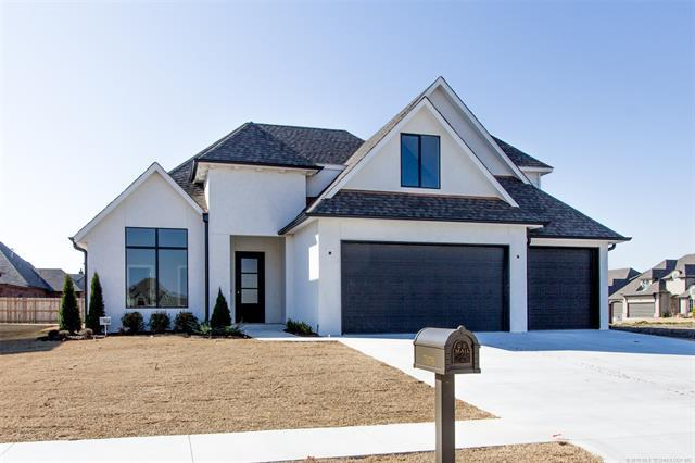 7376 E 124th Place, Bixby, OK 74008 (MLS #1835073) :: Hopper Group at RE/MAX Results