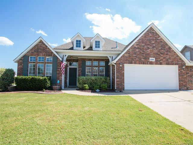 12515 S Date Street, Jenks, OK 74037 (MLS #1835078) :: Hopper Group at RE/MAX Results