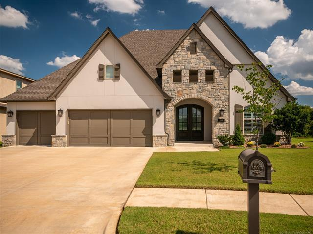 12397 S 105th East Avenue, Bixby, OK 74008 (MLS #1835139) :: Hopper Group at RE/MAX Results