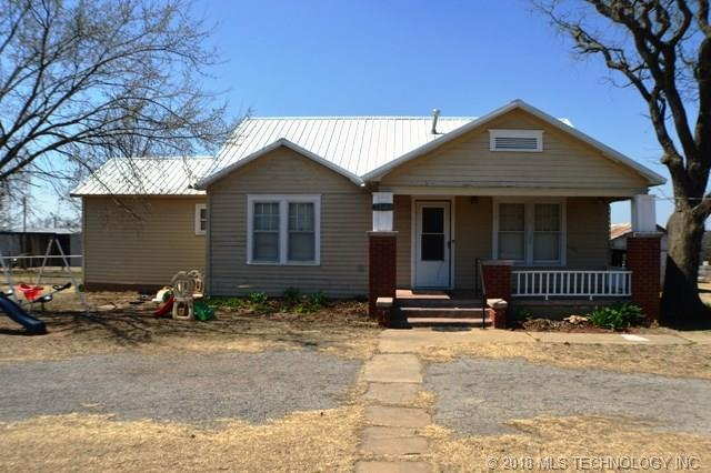 20440 Valley View Road, Earlsboro, OK 74840 (MLS #1835176) :: Hopper Group at RE/MAX Results