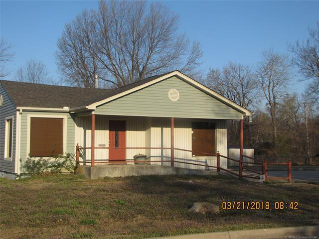 1806 Chandler Road, Muskogee, OK 74403 (MLS #1835223) :: Hopper Group at RE/MAX Results