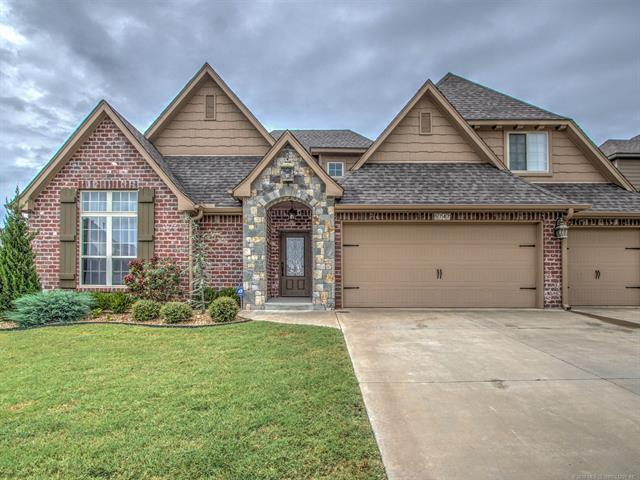 5747 E 145th Street S, Bixby, OK 74008 (MLS #1835233) :: Hopper Group at RE/MAX Results