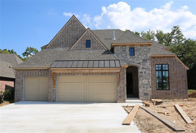 1022 W 87th Place S, Tulsa, OK 74132 (MLS #1835329) :: Hopper Group at RE/MAX Results