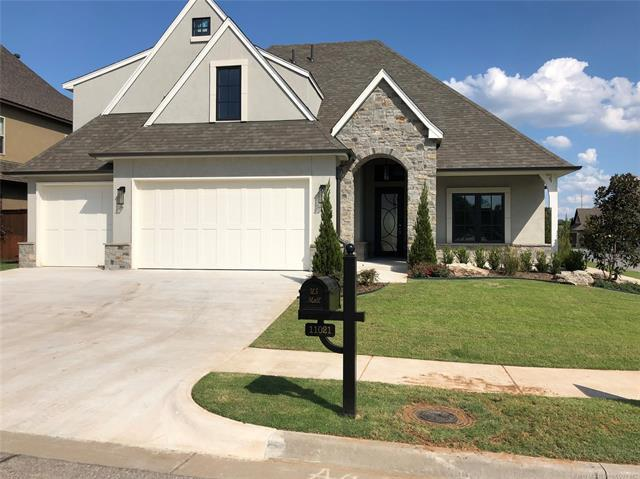 11021 S Joplin Place, Tulsa, OK 74137 (MLS #1835332) :: Hopper Group at RE/MAX Results