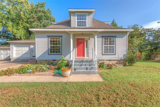 15825 W 21st Street, Sand Springs, OK 74063 (MLS #1835401) :: Hopper Group at RE/MAX Results