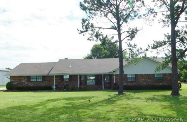 12710 Rolling Hills Drive, Kingston, OK 73439 (MLS #1835412) :: Hopper Group at RE/MAX Results