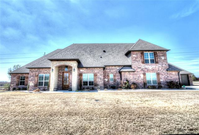 8722 N 65th East Place, Owasso, OK 74055 (MLS #1835869) :: Hopper Group at RE/MAX Results