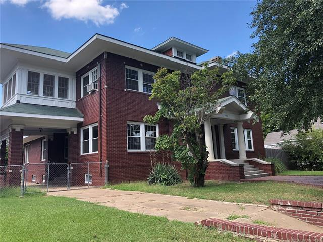 540 N Morton Avenue N, Okmulgee, OK 74447 (MLS #1835870) :: Hopper Group at RE/MAX Results