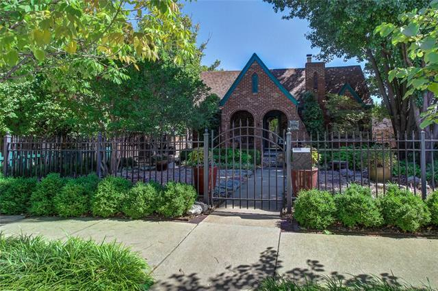 1439 S Florence Place, Tulsa, OK 74104 (MLS #1836035) :: Hopper Group at RE/MAX Results