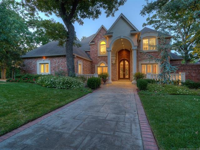 11605 S Erie Avenue, Tulsa, OK 74137 (MLS #1836039) :: American Home Team
