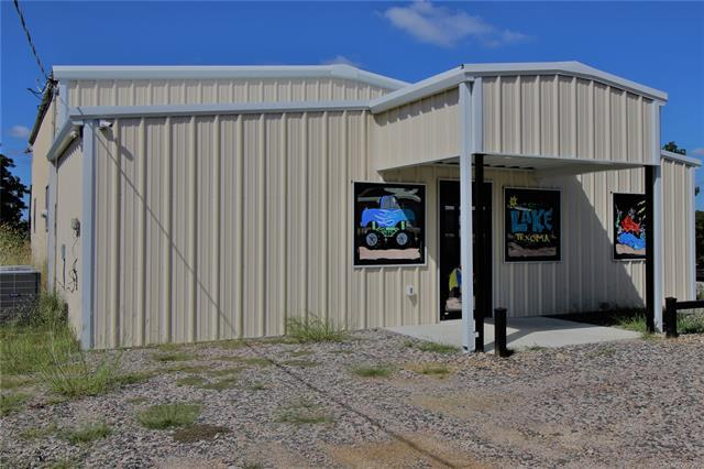 707 Highway 70 Highway N, Kingston, OK 73439 (MLS #1836290) :: Hopper Group at RE/MAX Results