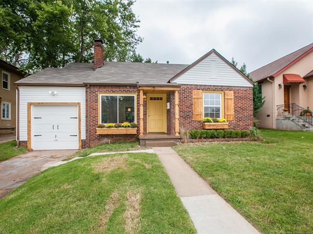 1315 S Galveston Avenue, Tulsa, OK 74127 (MLS #1836548) :: Hopper Group at RE/MAX Results