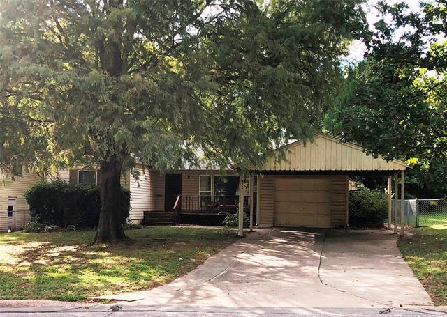 511 Honor Heights Drive, Muskogee, OK 74401 (MLS #1836612) :: American Home Team