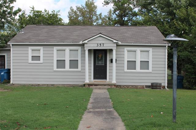 357 E Monroe Avenue, Mcalester, OK 74501 (MLS #1836653) :: Hopper Group at RE/MAX Results