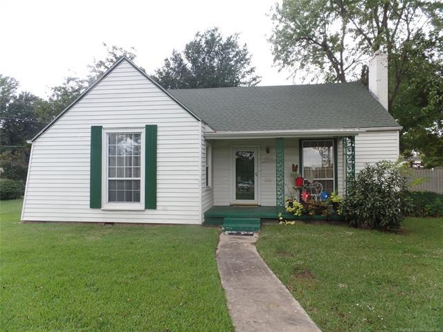 1211 S 9th Street, Mcalester, OK 74501 (MLS #1837105) :: Hopper Group at RE/MAX Results