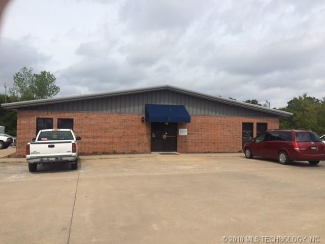100 Community Home Health Drive, Eufaula, OK 74432 (MLS #1837106) :: Hopper Group at RE/MAX Results