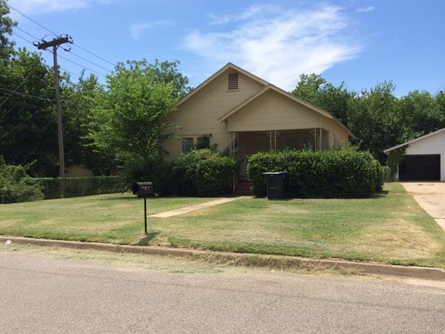 207 S 5 Th Avenue, Durant, OK 74701 (MLS #1837262) :: Hopper Group at RE/MAX Results