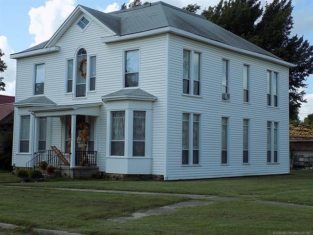 224 N Oak Street, Holdenville, OK 74848 (MLS #1837502) :: Hopper Group at RE/MAX Results